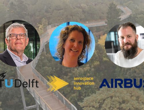 TU Delft, the Aerospace Innovation Hub, and Airbus Bizlab expand collaboration