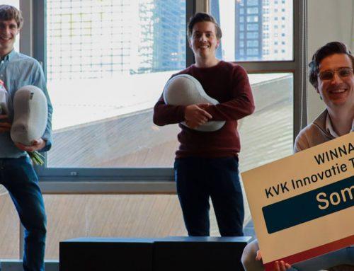 Delftse Somnox wint 15e KVK Innovatie Top 100