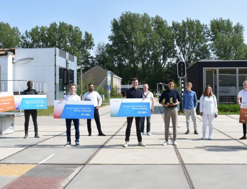 Winners of the TU Delft Impact Contest 2021 have been crowned