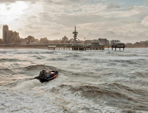 Olympic sailing boats and smart low-tech innovations are tested on the Proeftuin op de Noordzee