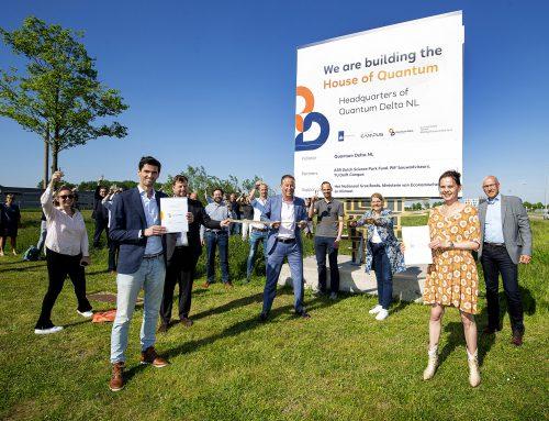 House of Quantum: headquarters for quantum in Delft