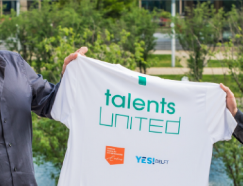 Talents United launches: platform for young startup talents