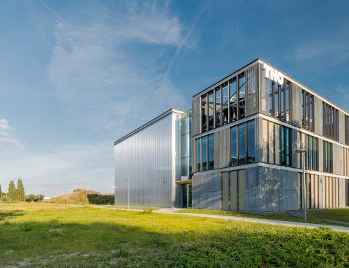 Bouwinnovatie Lab TNO geopend op TU Delft Campus