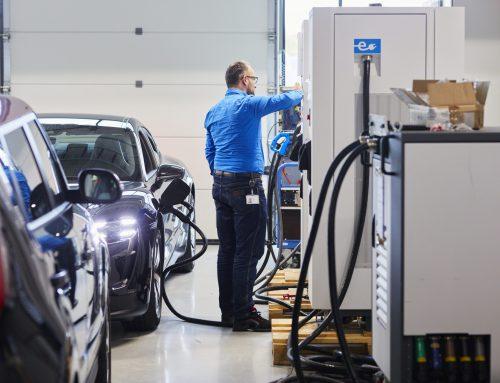 ABB: 'Ideale proeftuin voor testen snelladers'
